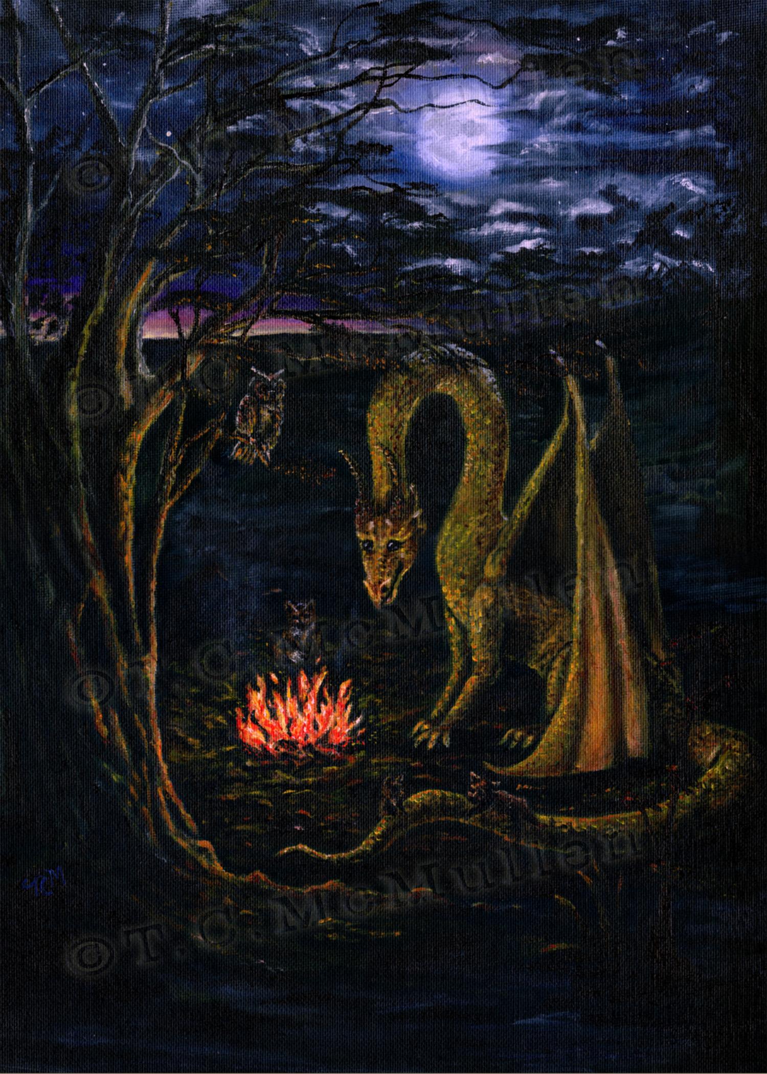 Midnight Gathering