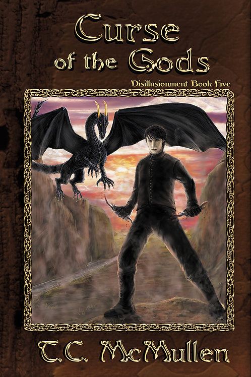 Curse of the Gods: Disillusionment Book Five