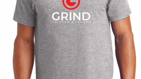 GRIND Cotton T-shirt