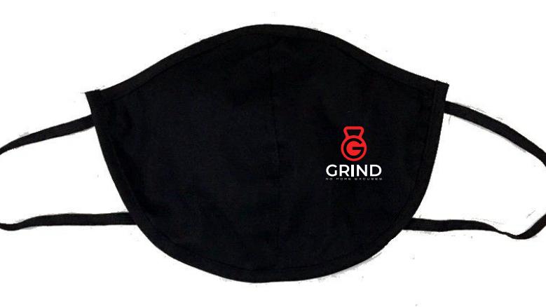 GRIND. mask