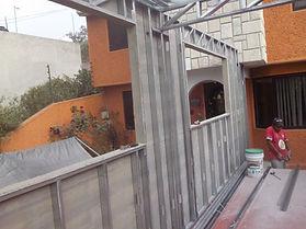 Muros de Durock
