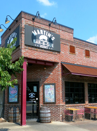 Road Trip Eats: Martin's Bar-B-Que Joint