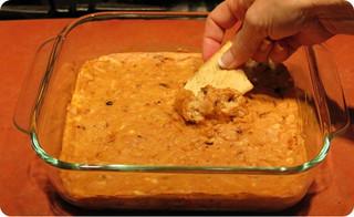 Favorite Dish: Sweet Habanero Chicken Dip