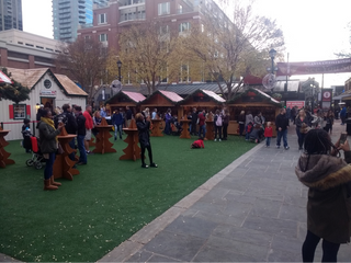 Local Beat: Atlantic Station Christkindl Market