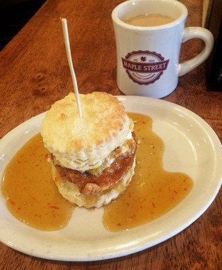 Road Trip Eats: Maple Street Biscuit Company
