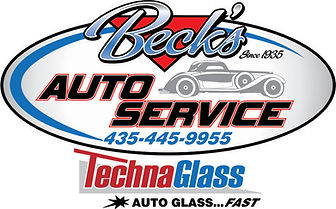 Beck's Auto 80th Logo