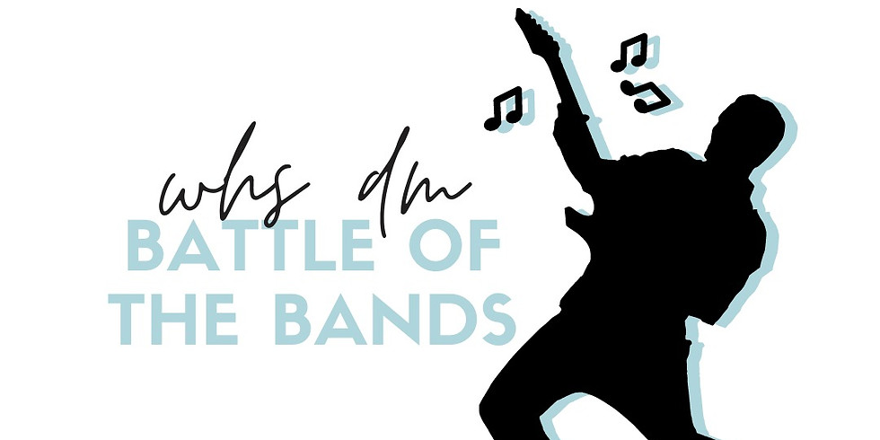 Battle of the Bands Auditions