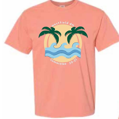 Committee T-shirt 2020-21