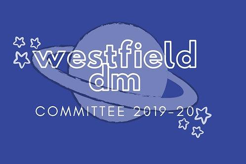 Committee T-Shirt 2019-20
