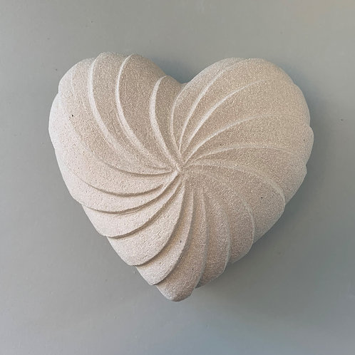 Carved Heart