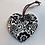 Thumbnail: Ceramic Hanging Heart