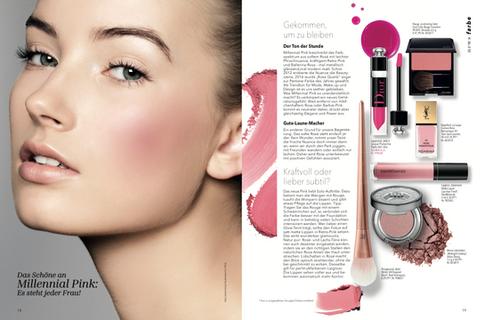 Trend Report: Millenial Pink