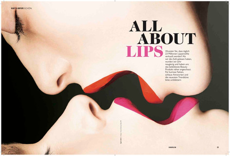 All About Lips