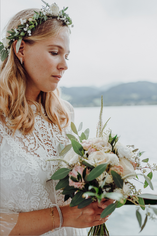 Boho Hochzeit am Tegernsee