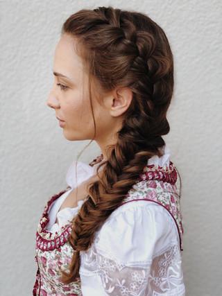 Wiesn Haarstyle