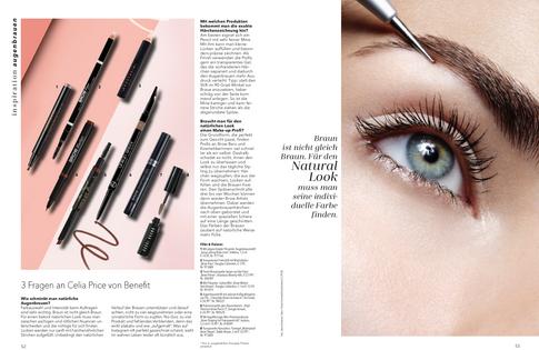 How-to: natürliche Augenbrauen