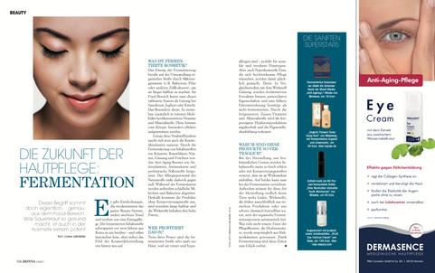 Fermentation in der Hautpflege