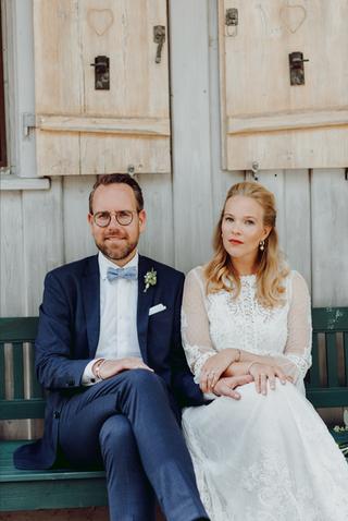 Vintage Hochzeit am Tegernsee