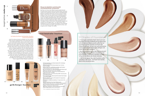 All about Foundation Shades