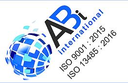 Marque ISO 9001 2015 - ISO 13485 2016 sa