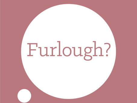 To furlough or not to furlough....