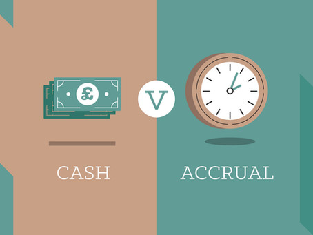 Cash and Accrual Accounting Explained