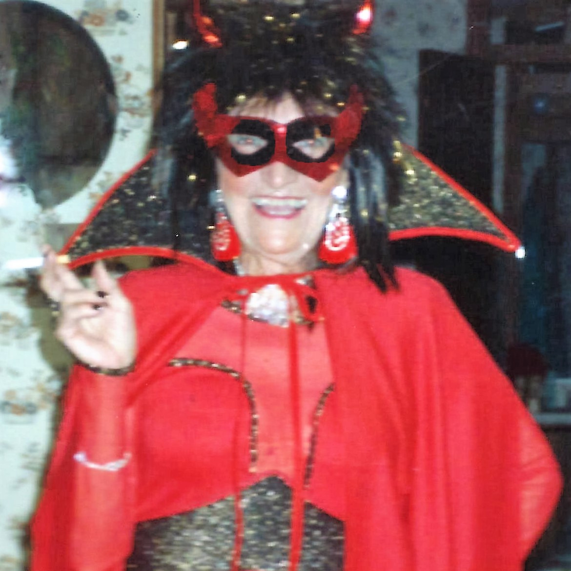 Nanny as a devil_edited