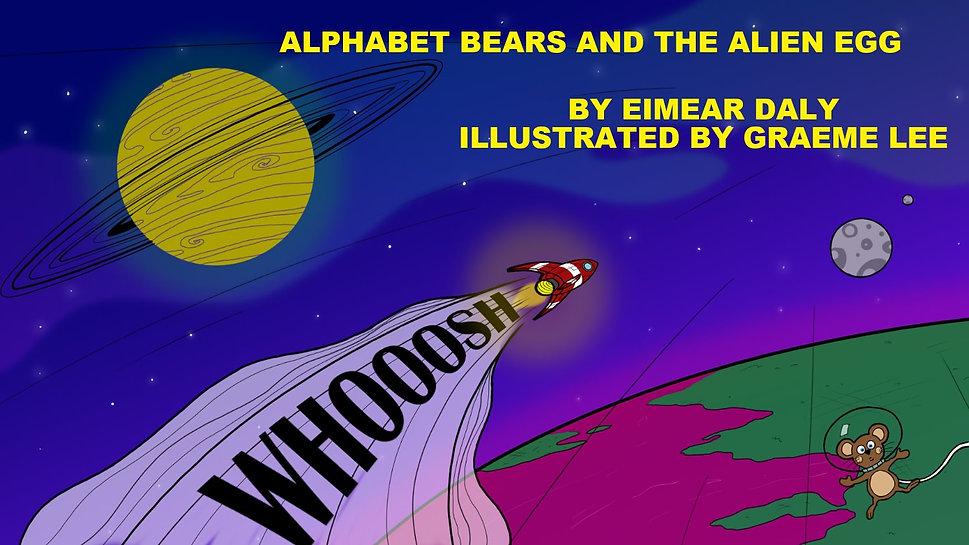 alphabet bears