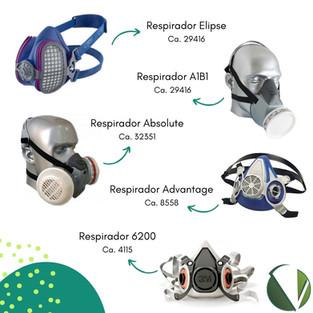 Respirador Semi-Facial