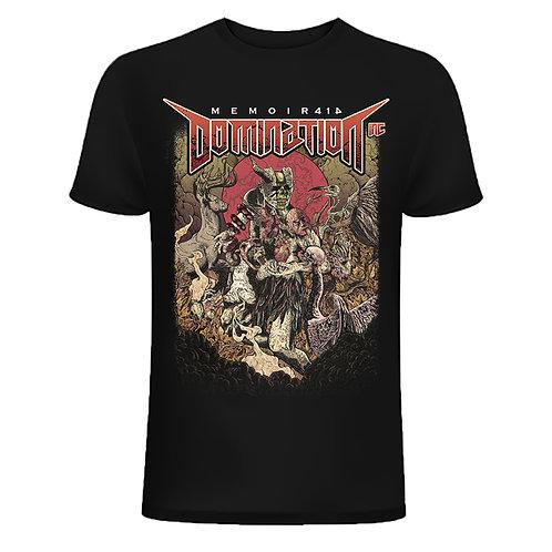 Memoir 414 Black T-Shirt