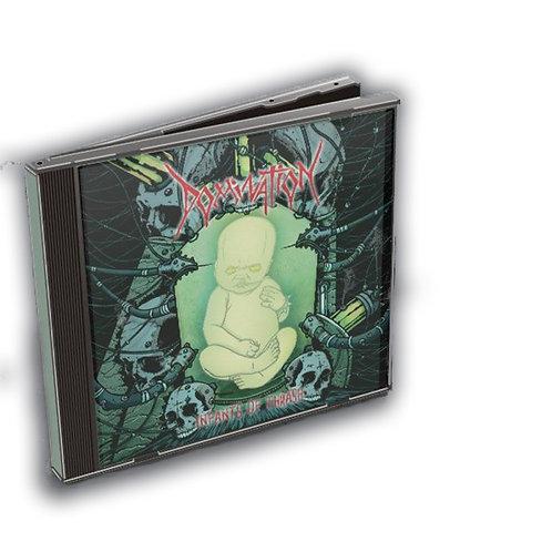 Infants Of Thrash CD