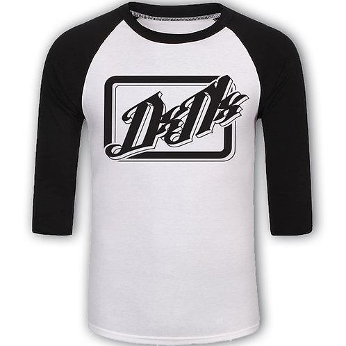 """3/4 Baseball T-Shirt """"DxNx"""""""