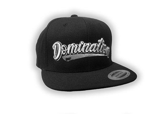 "Domination Inc. Black Cap ""DxNx"""