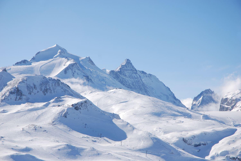 Domaine skiable Tignes