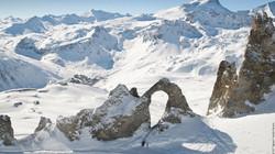 Montagne Tignes