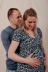 Zwangerschapsshoot fotostudio