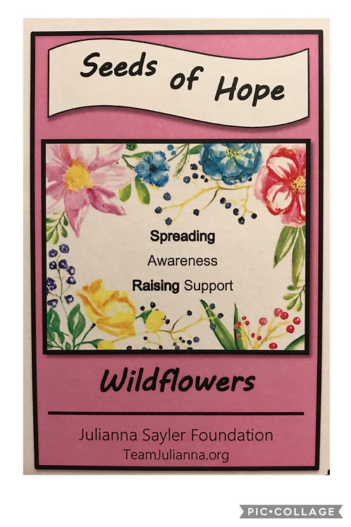 Seeds Of Hope - Wildflowers