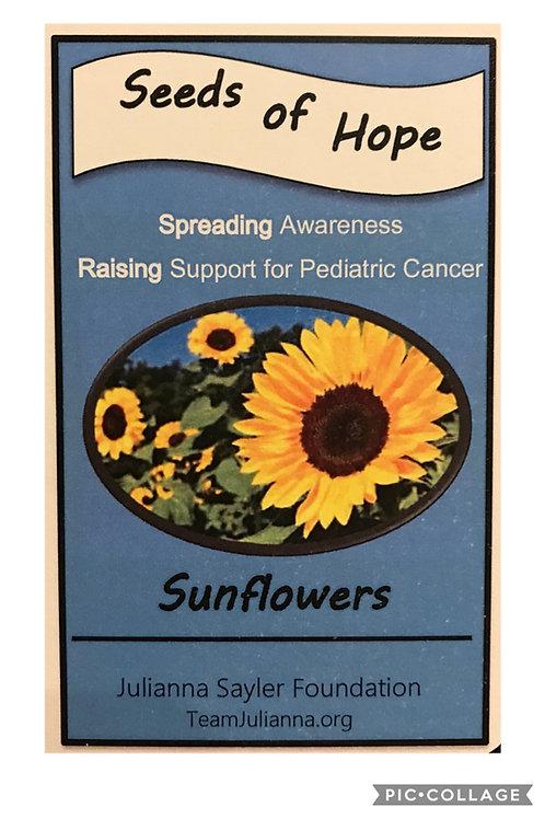 Seeds Of Hope ~ Sunflowers