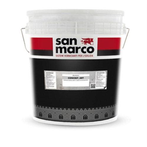 CONCRETE ART - Faux Concrete Plaster by San Marco