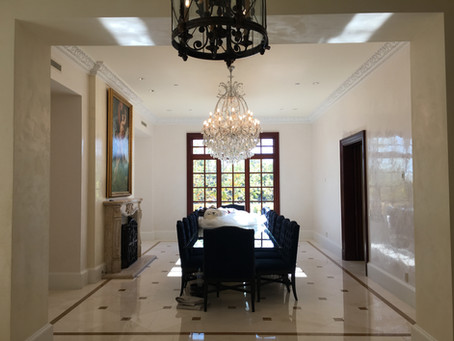 Benefits of a Venetian Plaster Wall Finish