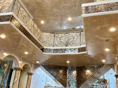Is Venetian Plaster trend right for you ?