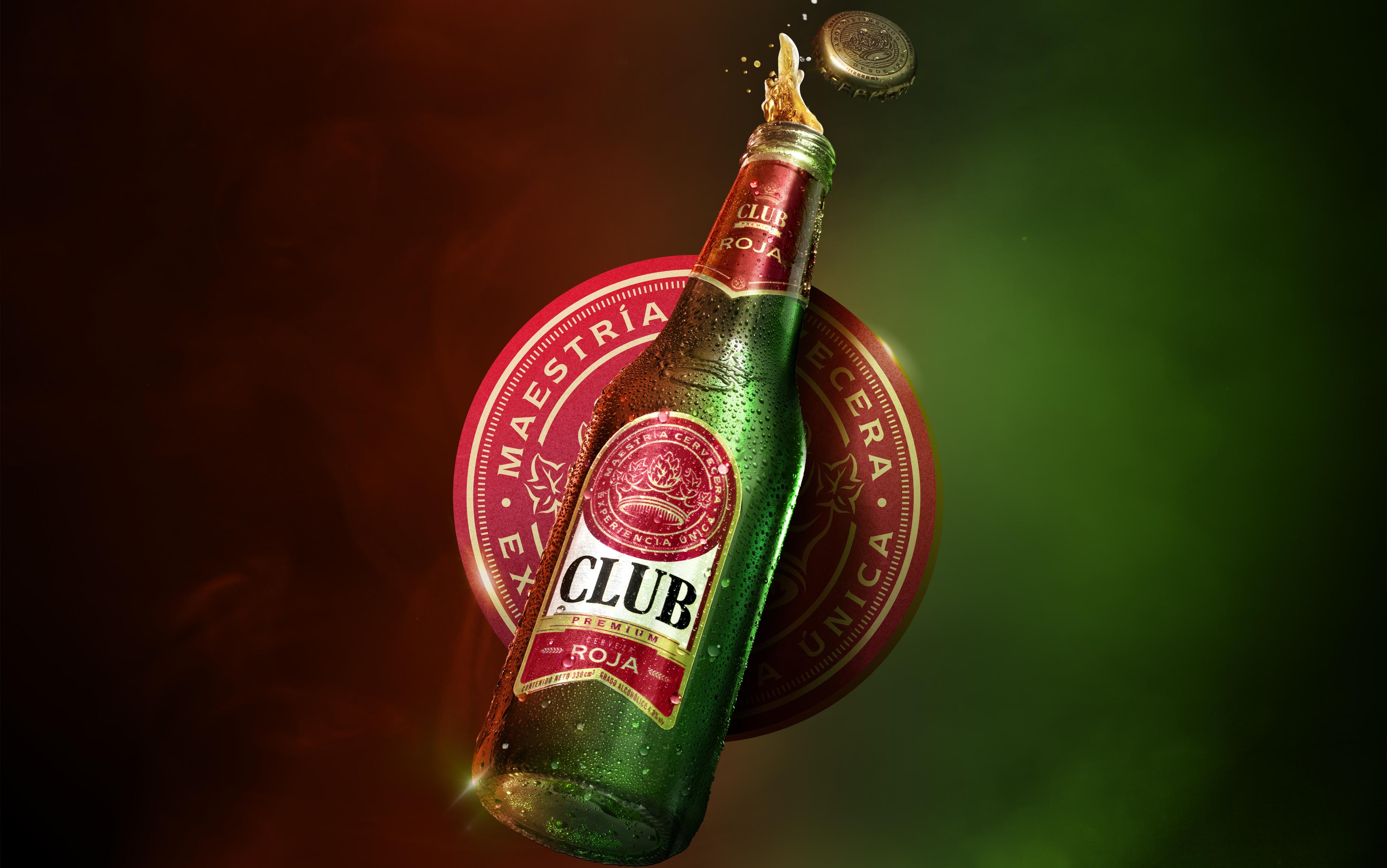 Cerveza Club Roja