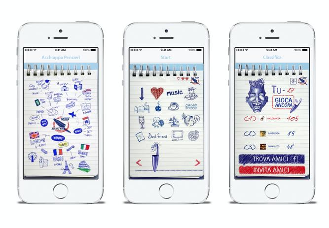 Bic Buster App Promo Game