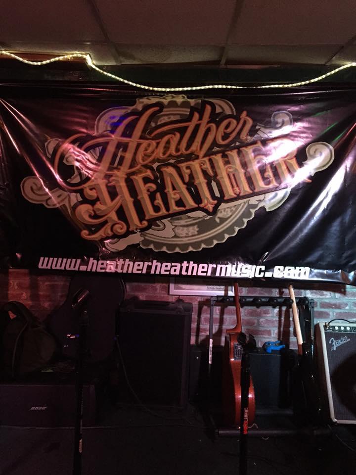 Heather Heather Banner