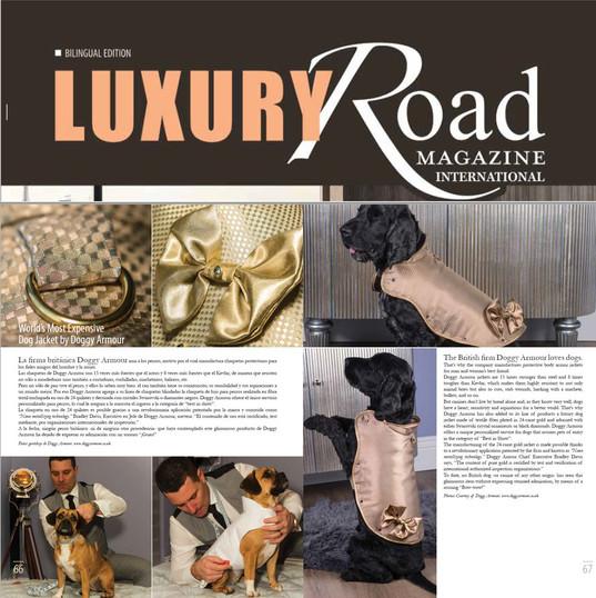 Luxury Road Magazine
