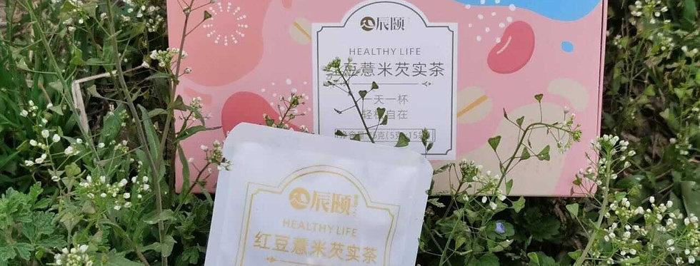辰颐 红豆薏米芡实茶 75g