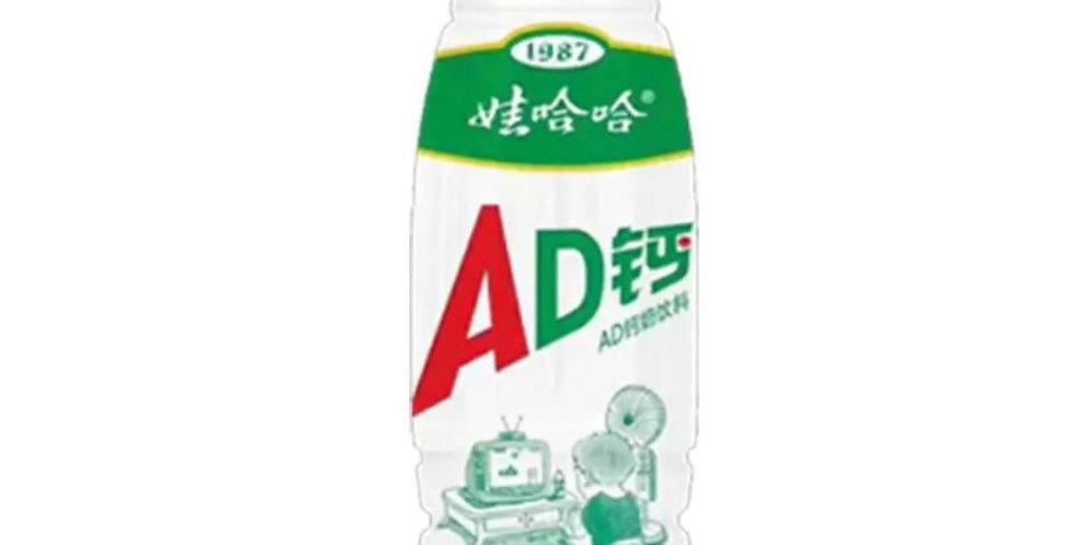 娃哈哈 AD钙奶 450ml