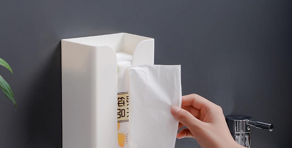 壁挂式纸巾盒