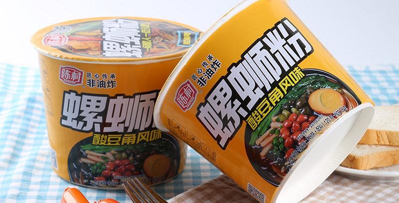 陈村 螺狮粉 酸豆角味 120g