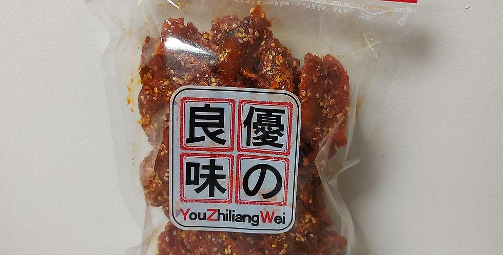 优之良味 红娘鱼 香辣味 1lb